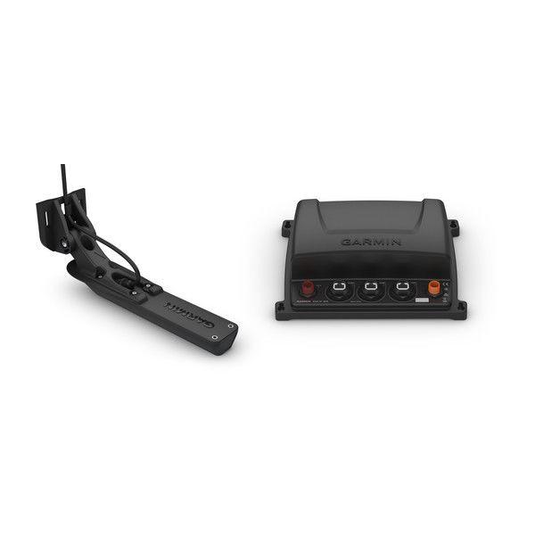 Эхолотчерный ящик Garmin GCV 20 - 8001200кГц с транцевым датчиком GT34UHD-TM
