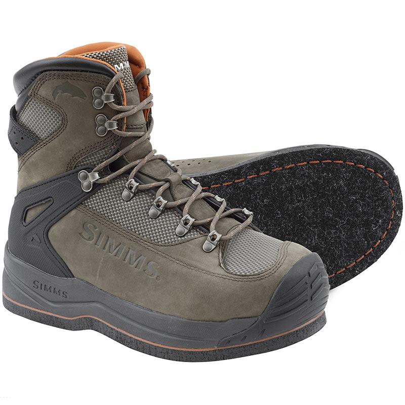 Ботинки Simms G3 Guide Boot Felt Dk. Elkhorn