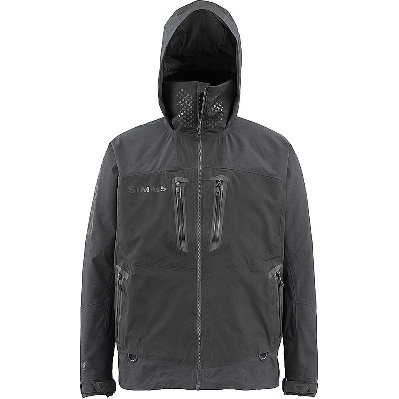 Куртка Simms Pro Dry Gore-Tex Jacket Black