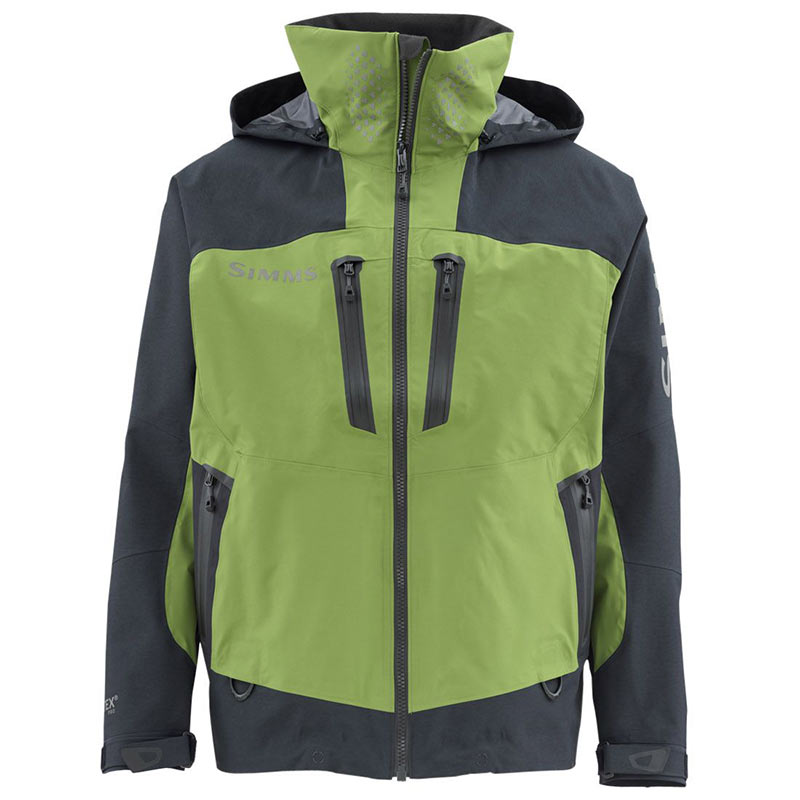 Куртка Simms Pro Dry Gore-Tex Jacket Spinach