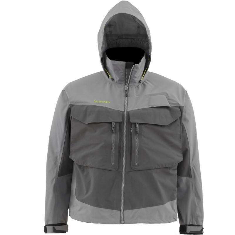 Куртка Simms G3 Guide Jacket Lead