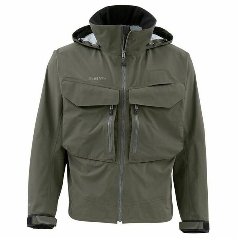 Куртка Simms G3 Guide Jacket Dark Olive