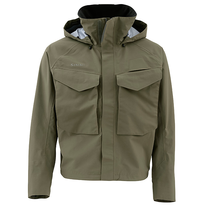 Куртка Simms Guide Jacket Loden