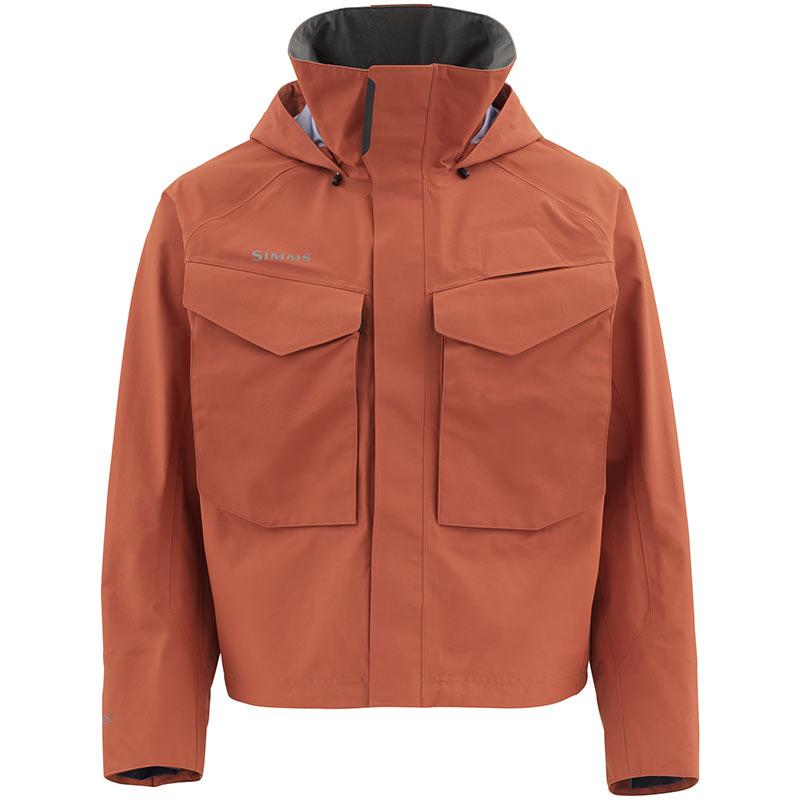 Куртка Simms Guide Jacket Simms Orange