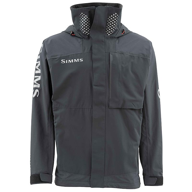 Куртка Simms Challenger Bass Jacket Black