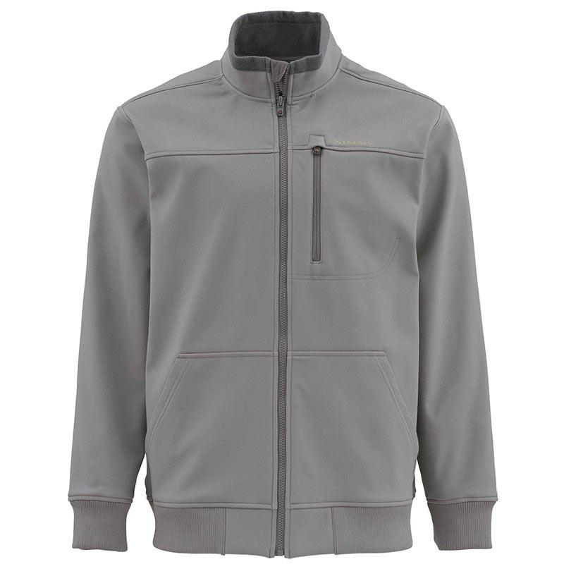 Куртка Simms Rogue Fleece Jacket Pewter