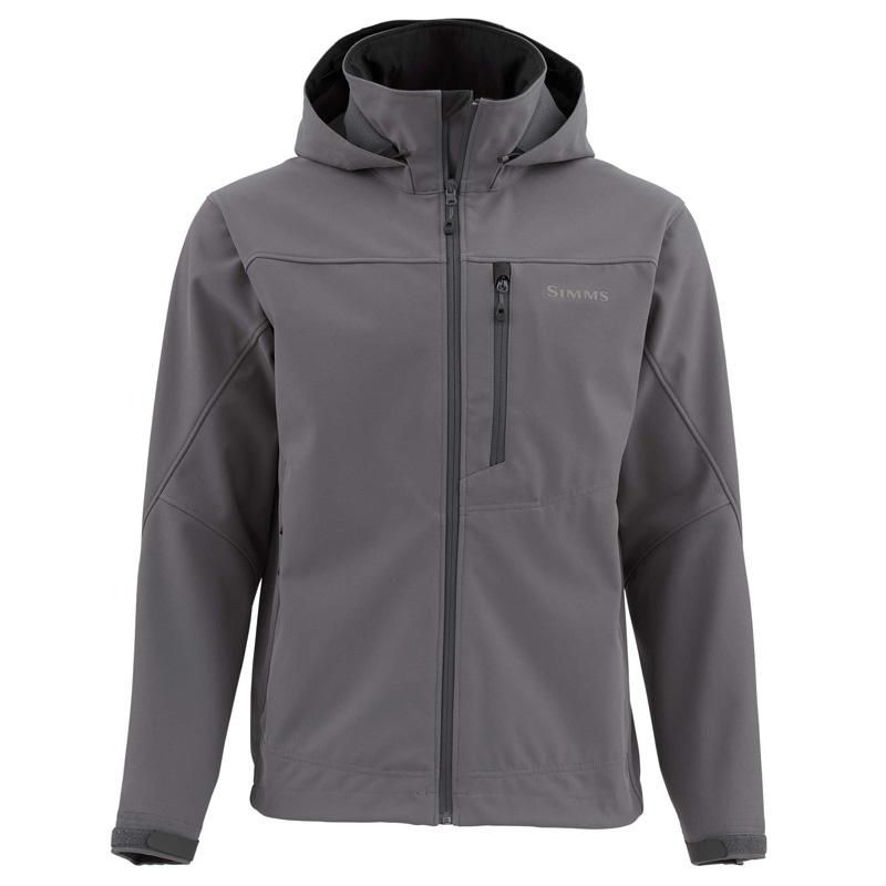 Куртка Simms Challenger Windbloc Hoody Anvil