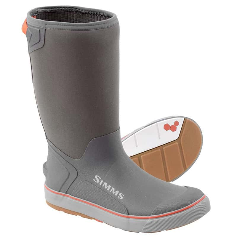 Сапоги Simms Challenger Pull On Boot 14 Pewter