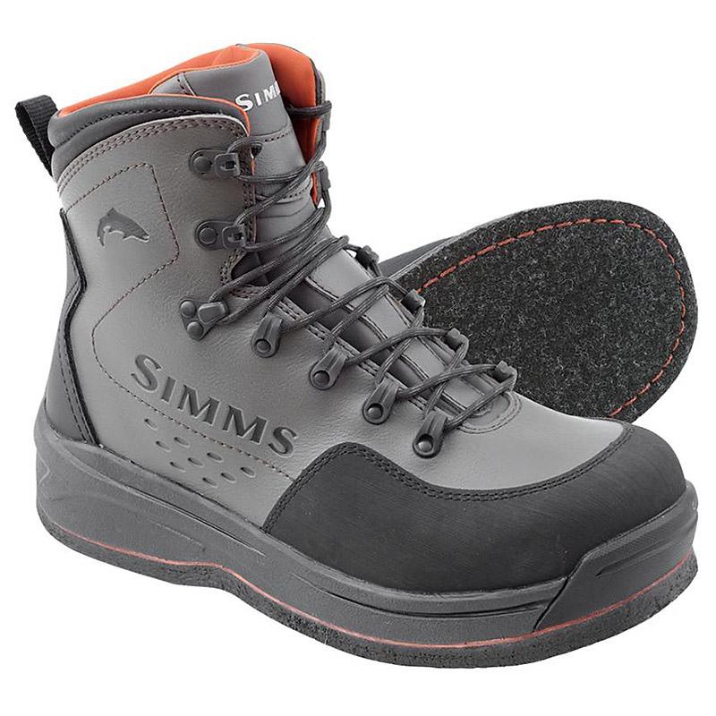 Ботинки Simms Freestone Boot Felt Gunmetal