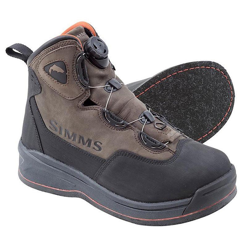 Ботинки Simms Headwaters BOA Boot Felt Dark Olive
