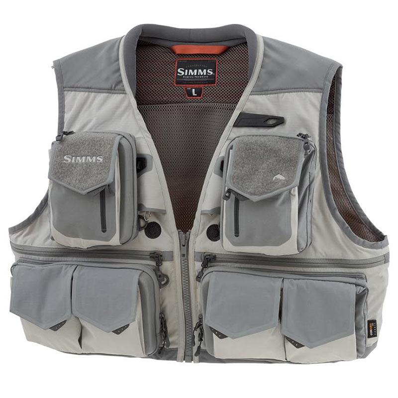 Жилет Simms G3 Guide Vest Steel