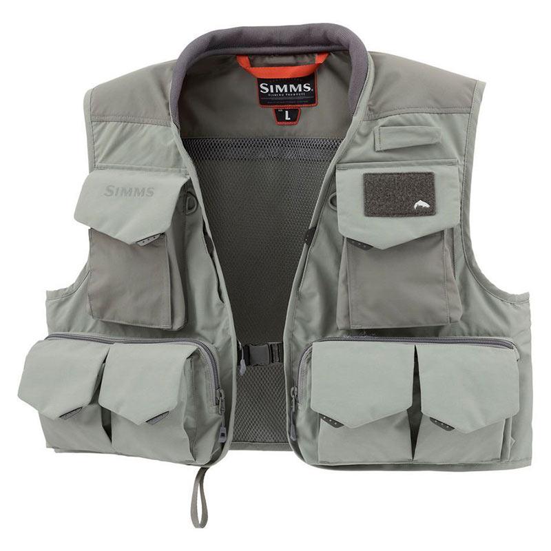 Жилет Simms Freestone Vest Striker Grey