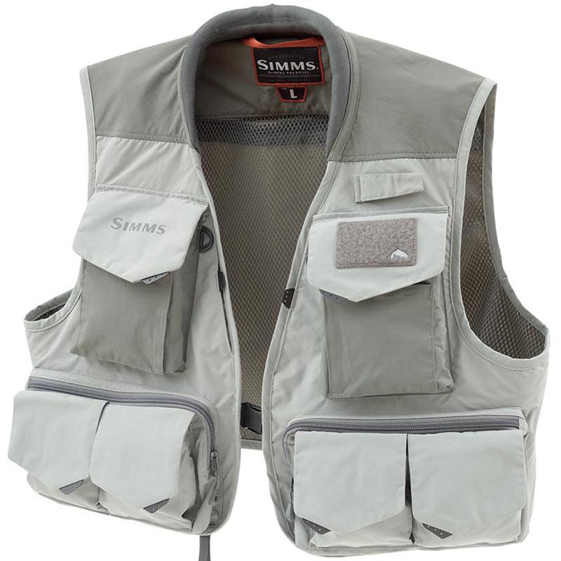 Жилет Simms Freestone Vest Smoke