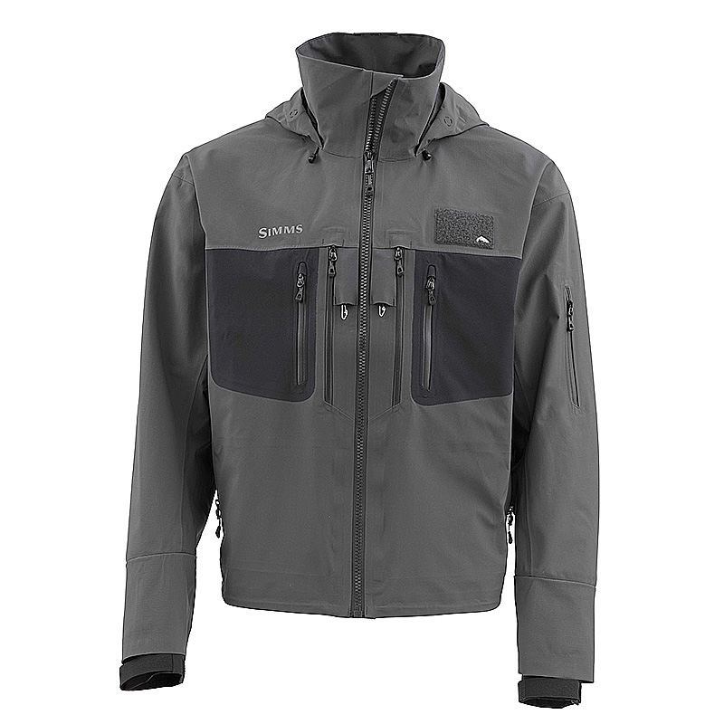 Куртка Simms G3 Guide Tactical Jacket Carbon