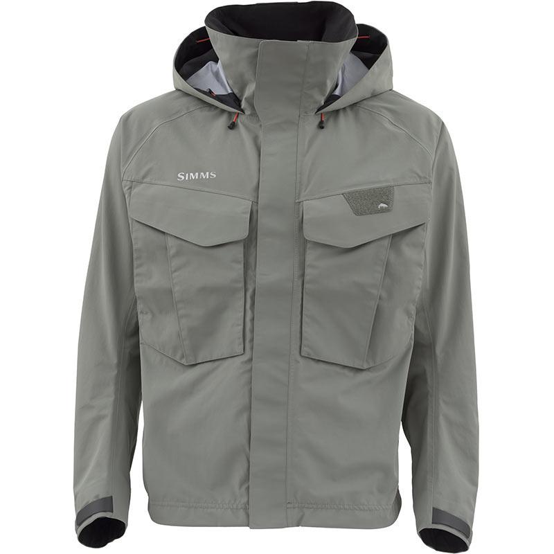 Куртка Simms Freestone Jacket Striker Grey