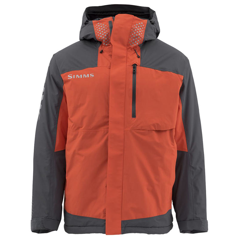 Куртка зимняя Simms Challenger Insulated Jacket Flame