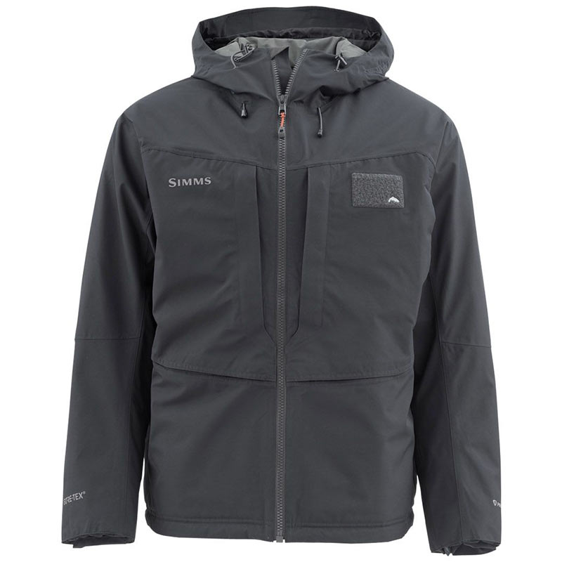 Куртка Simms Bulkley Jacket 19 Black
