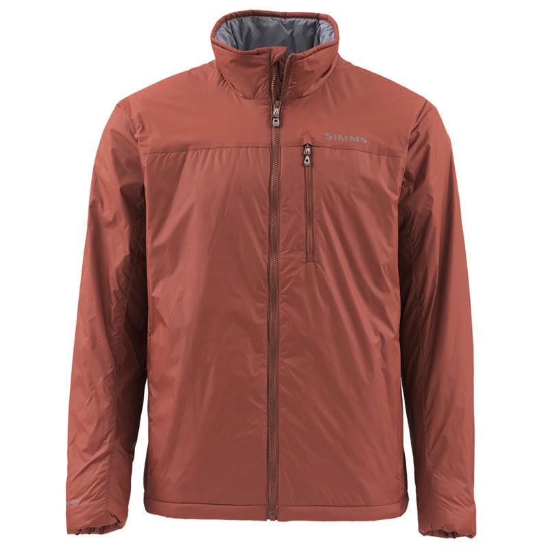 Куртка Simms Midstream Insulated Jacket Rusty Red