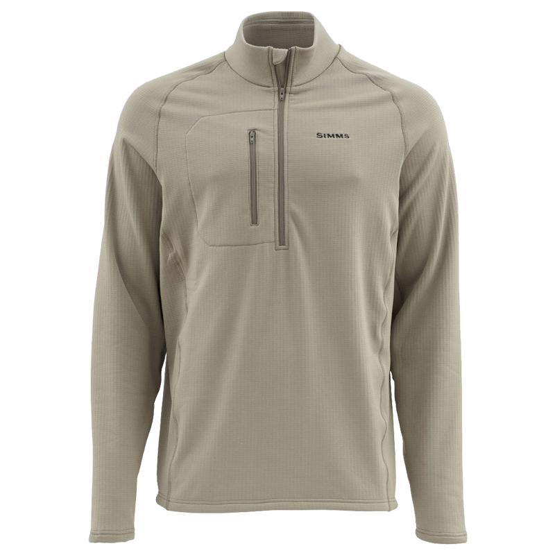 Пуловер Simms Fleece Midlayer Top Tumbleweed