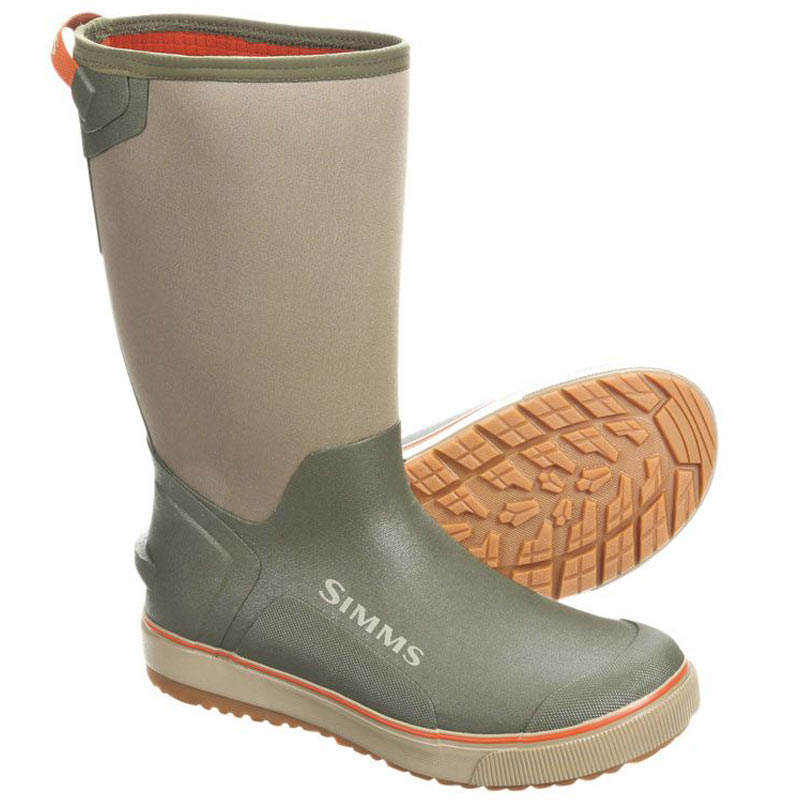 Сапоги Simms Riverbank Pull-On Boot - 14 Loden