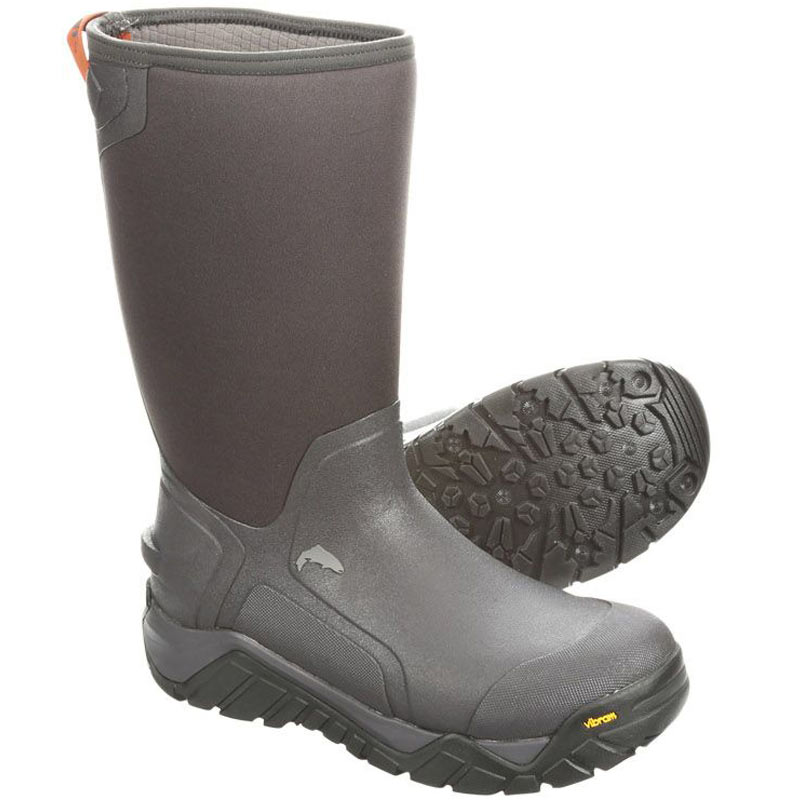 Сапоги Simms G3 Guide Pull-On Boot - 14 Carbon
