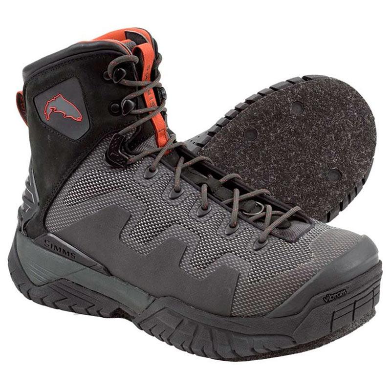 Ботинки Simms G4 Pro Boot - Felt Carbon