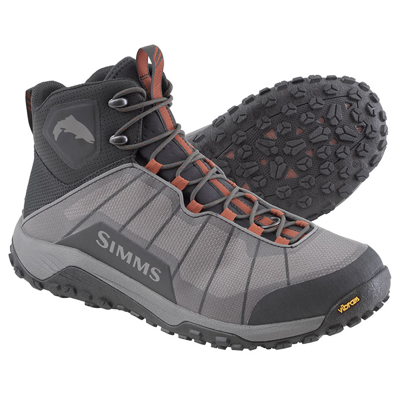 Ботинки Simms Flyweight Boot Steel Grey