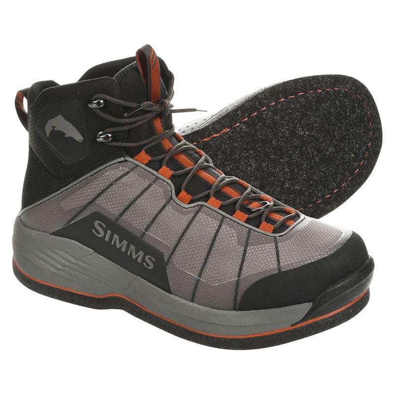 Ботинки Simms Flyweight Boot Felt Steel Grey