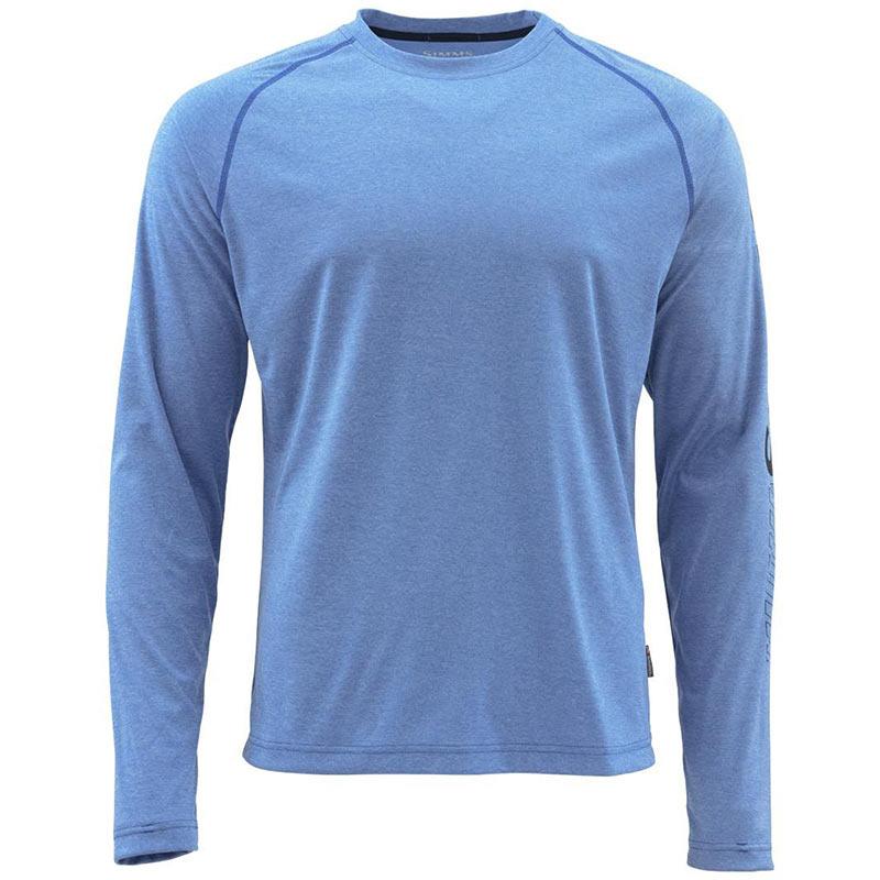 Термофутболка Simms Lightweight Core Top Rich Blue