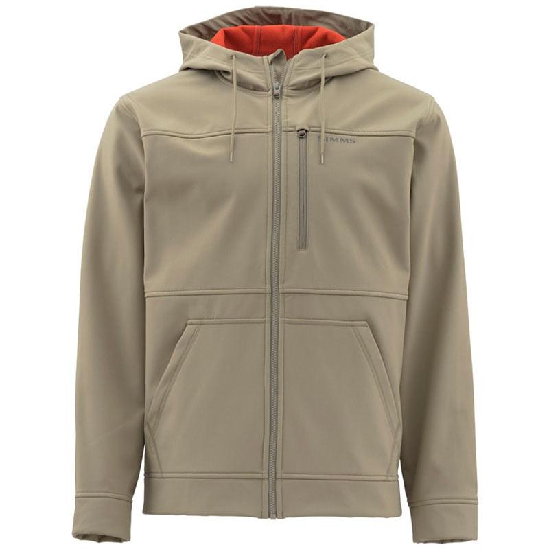 Куртка Simms Rogue Fleece Hoody Tan
