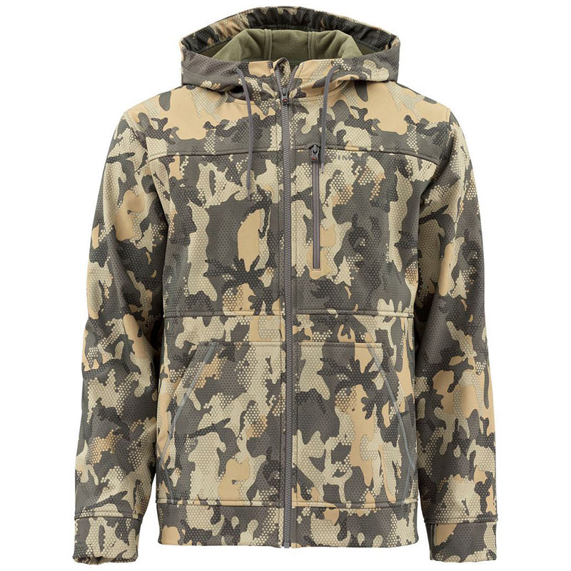 Куртка Simms Rogue Hoody Hex Flo Camo Timber
