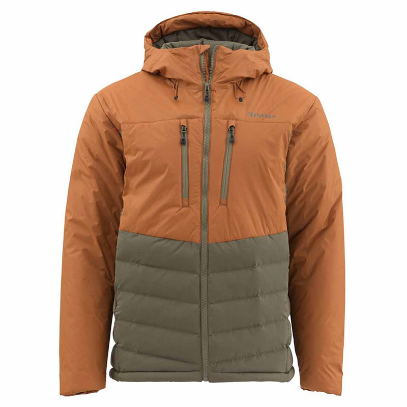 Куртка Simms West Fork Jacket Saddle Brown