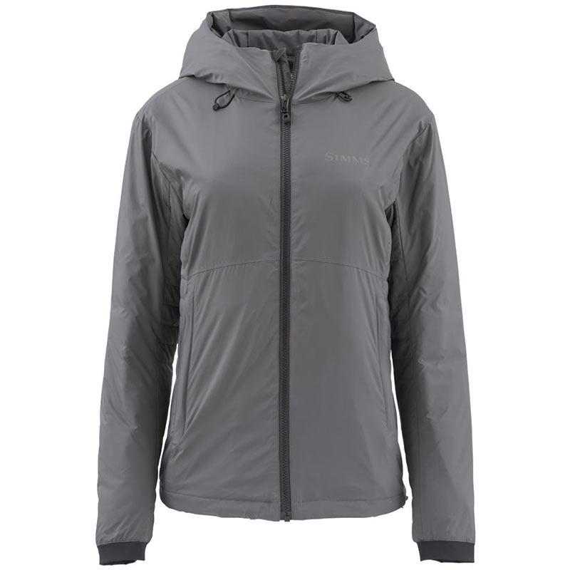 Куртка Simms Womens MidCurrent Hooded Jacket Anvil