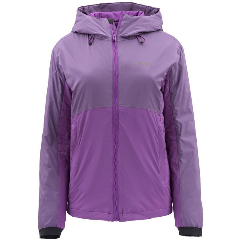 Куртка Simms Womens MidCurrent Hooded Jacket Phlox