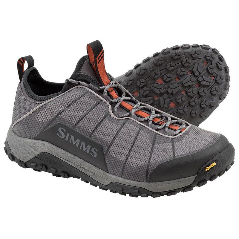 Кроссовки Simms Flyweight Shoe Vibram Slate