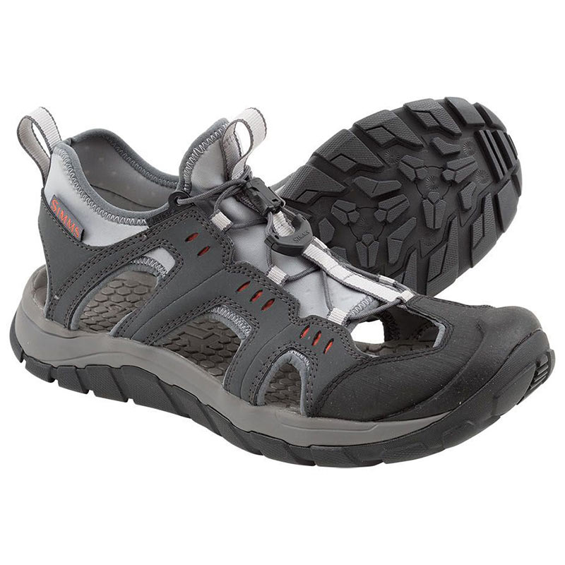 Сандалии Simms Confluence Sandal - Vibram Carbon