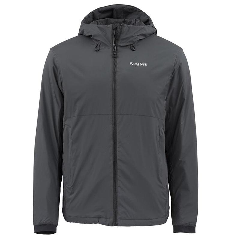 Куртка Simms MidCurrent Hooded Jacket Raven