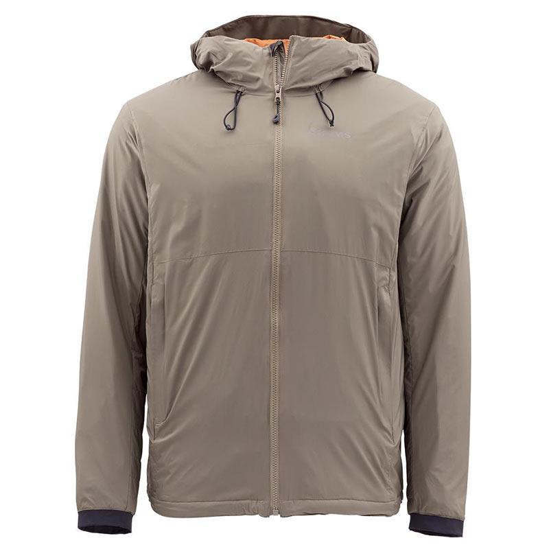 Куртка Simms MidCurrent Hooded Jacket Dark Stone
