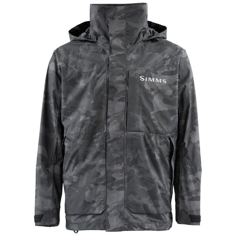 Куртка Simms Challenger Jacket 20 Hex Flo Camo Carbon