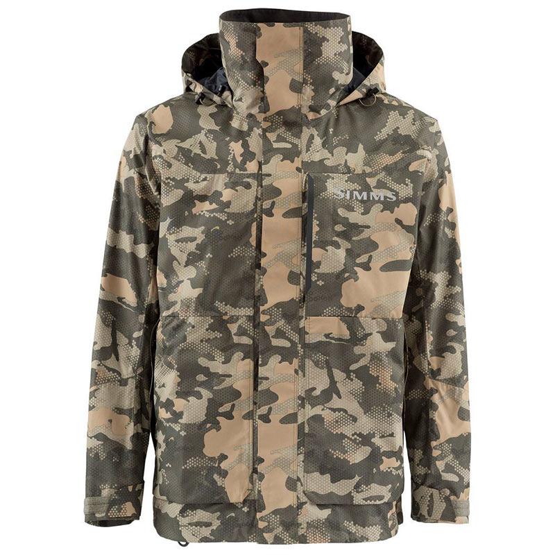 Куртка Simms Challenger Jacket 20 Hex Flo Camo Timber