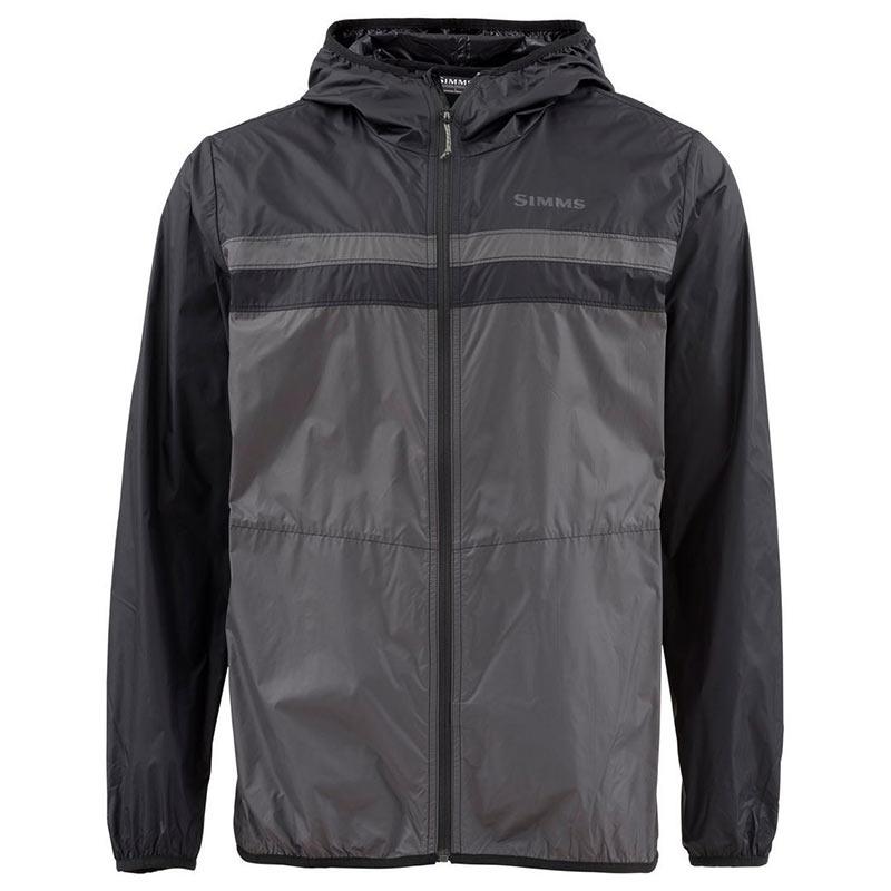Куртка Simms Fastcast Windshell Black/Slate