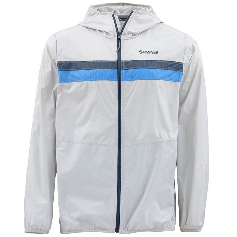 Куртка Simms Fastcast Windshell Sterling