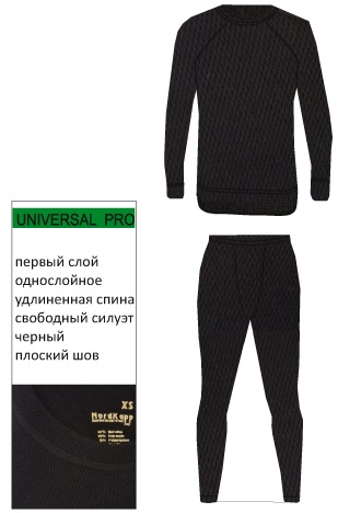 Термобельё NordKapp Comfort 136b