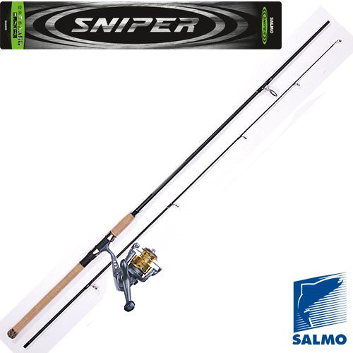 Спиннинг-комплект Salmo Sniper Spin Set