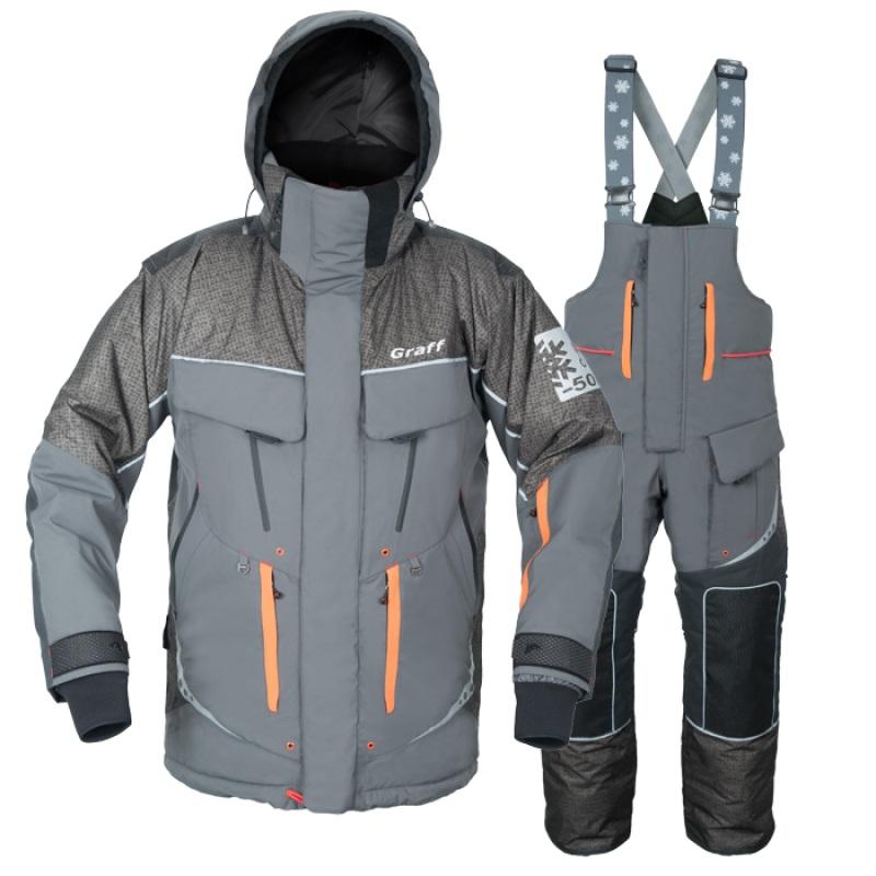 Зимний костюм для рыбалки что выбрать