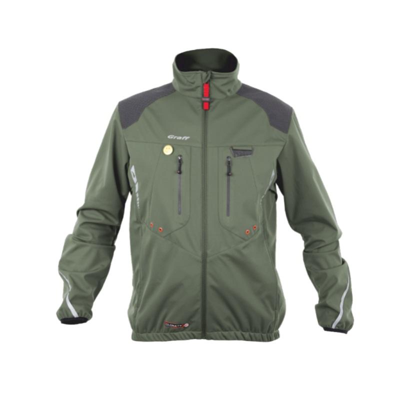 Куртка Graff Climate (трехслойный ламинат Bratex)