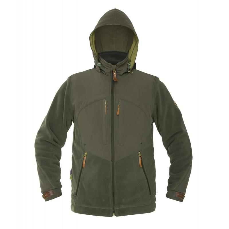 Куртка из полара Graff (влаго и ветронепроницаемая) Polaron-X-400 и мембрана Bratex