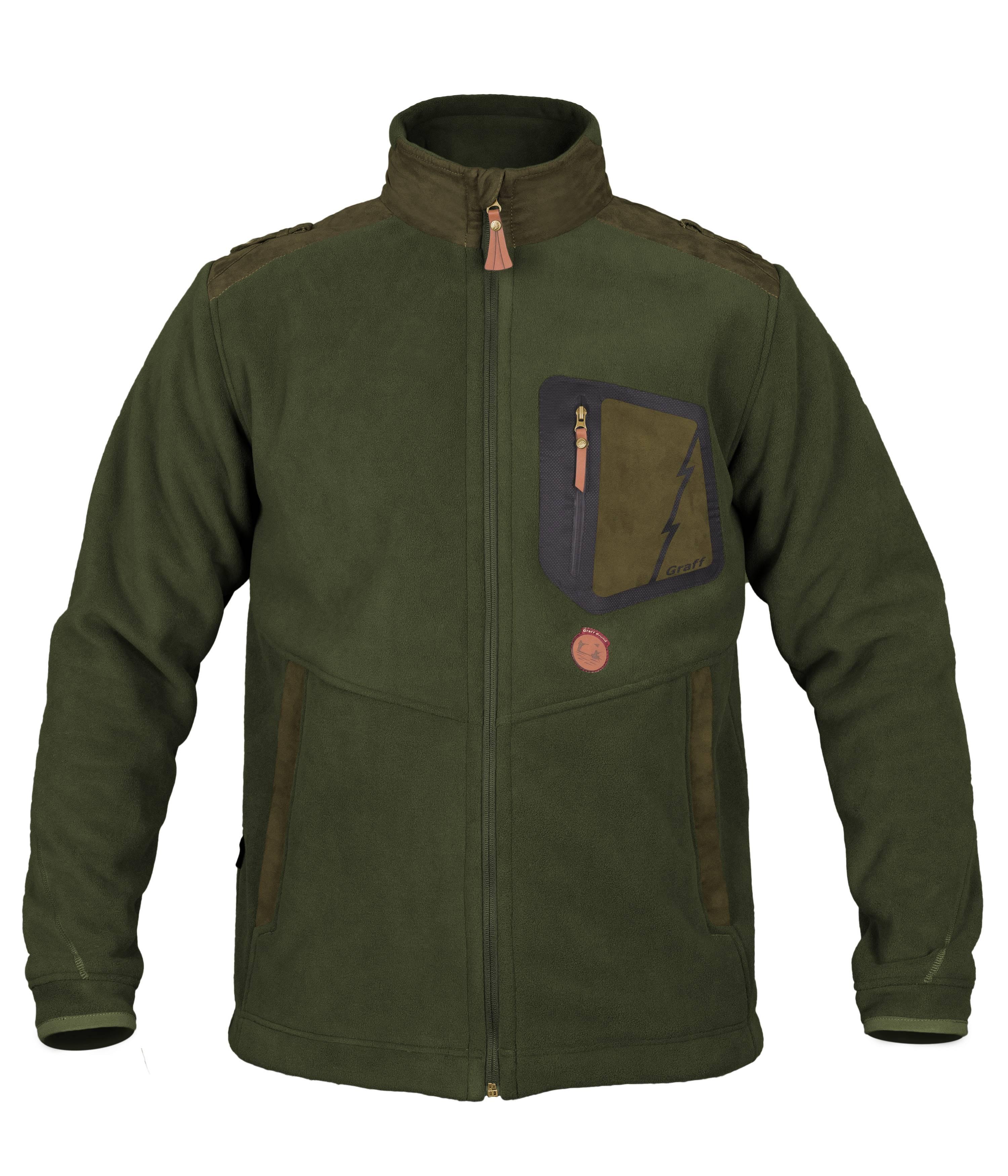 Куртка из Bratex Graff (влаго и ветронепроницаемая)