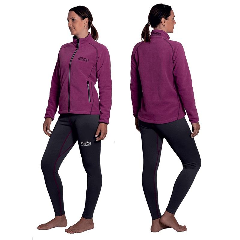 Куртка женская флисовая Alaskan Lady North Wind