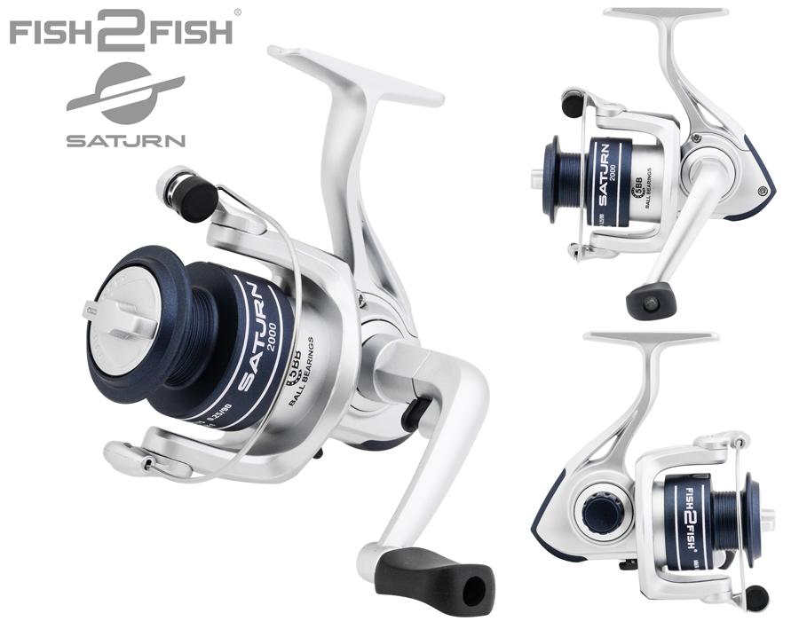 Катушка безынерционная Fish 2 Fish Saturn FG